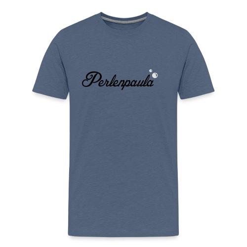 Perlenpaula - Männer Premium T-Shirt