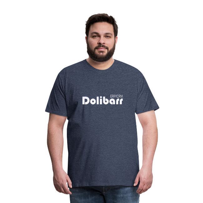 Dolibarr logo white