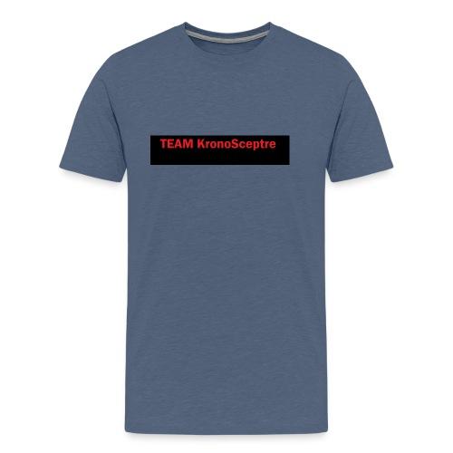 ks png - Men's Premium T-Shirt