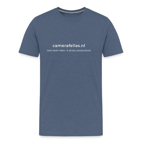 back 2 png - Mannen Premium T-shirt