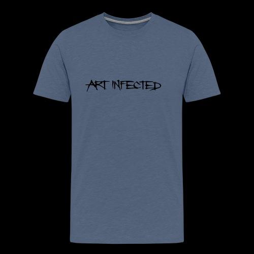 artinfected - Männer Premium T-Shirt