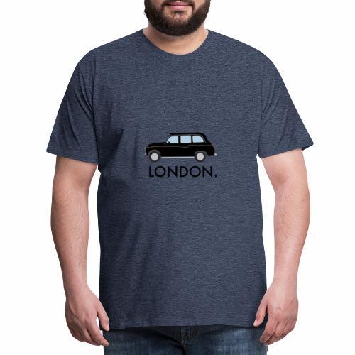 Black Cab - Men's Premium T-Shirt