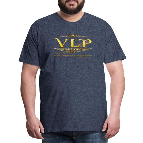 very loved person - Männer Premium T-Shirt