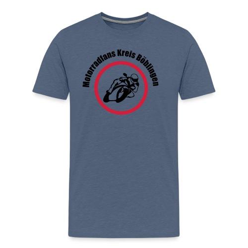 Motorradfans - Männer Premium T-Shirt