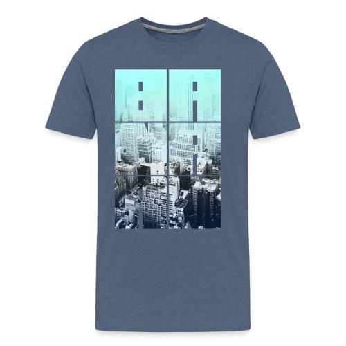 BANAAN 05 - Mannen Premium T-shirt