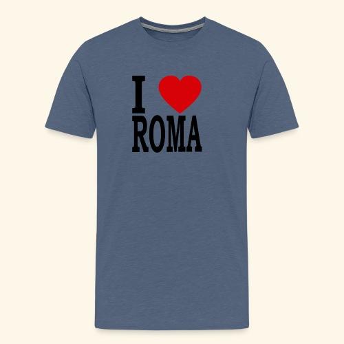 I love Roma - Männer Premium T-Shirt