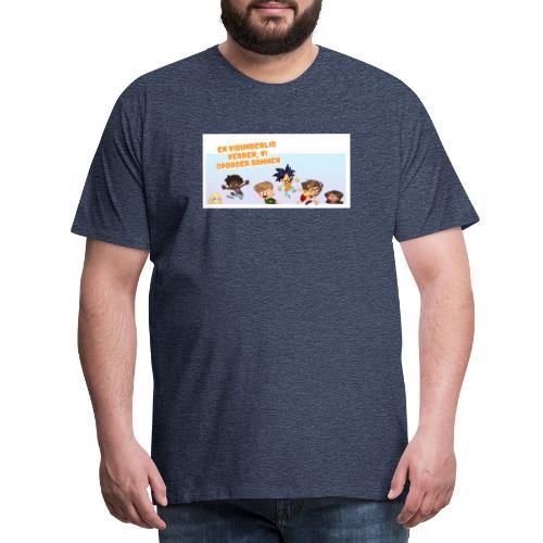 Kids_1 - Herre premium T-shirt