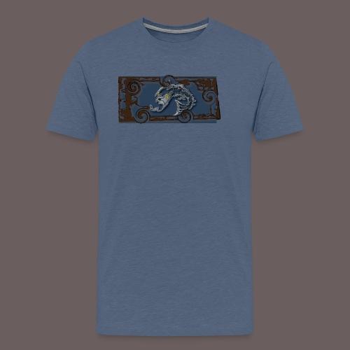 Vrakfisk - Premium T-skjorte for menn