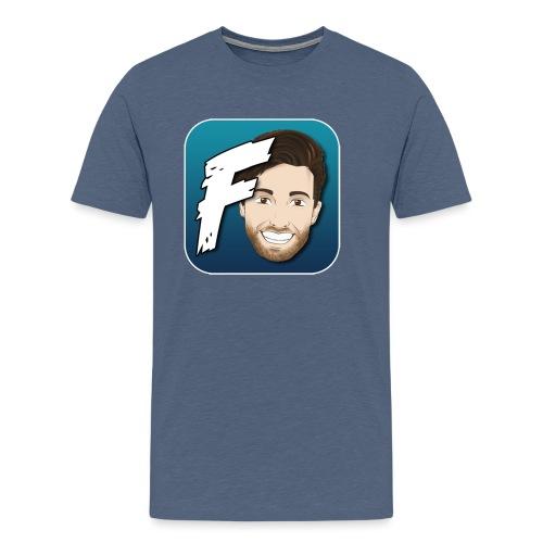 app png - Maglietta Premium da uomo
