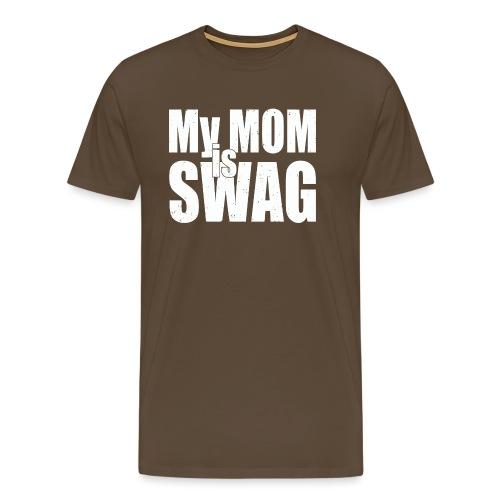 Swag White - Mannen Premium T-shirt