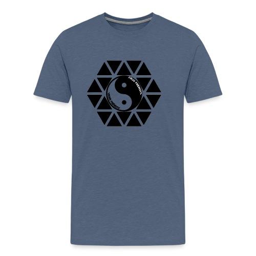 Snapback Yin & Yang - T-shirt Premium Homme