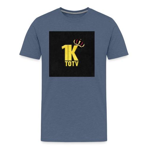 ^81C126DA8D4E9E721649AB3E - Men's Premium T-Shirt
