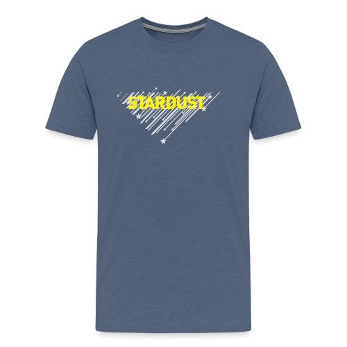 Stardust2_3 - Maglietta Premium da uomo