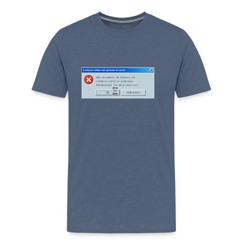 Windoof - Männer Premium T-Shirt