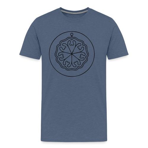 Rudis Venus Siegel - Männer Premium T-Shirt