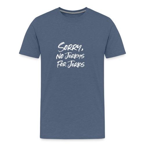 Design A - Männer Premium T-Shirt