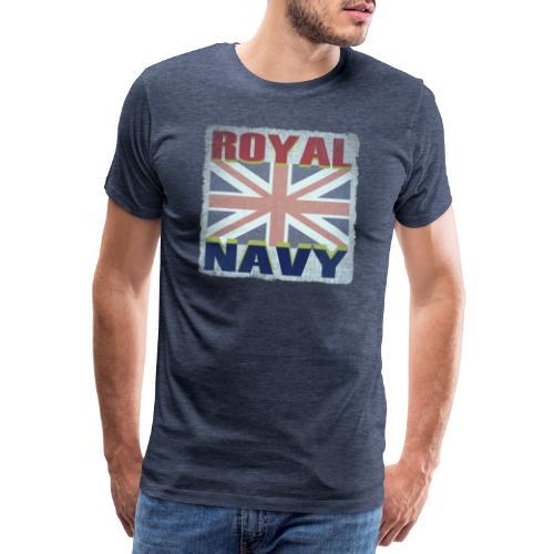 ROYAL NAVY - Men's Premium T-Shirt