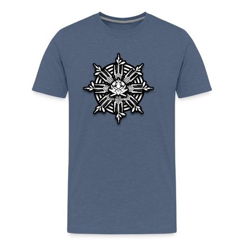 obm tech Cross - Männer Premium T-Shirt
