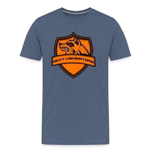 Next Liquidators iphone wallpaper png - Mannen Premium T-shirt