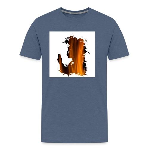 indien feu - T-shirt Premium Homme