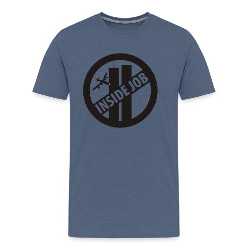 insidejob - Männer Premium T-Shirt