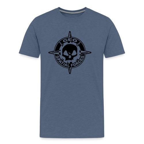 gsf inverted mini - Premium-T-shirt herr