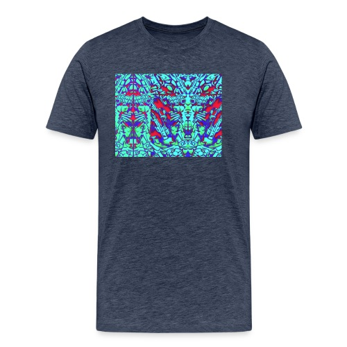 pixlr - Koszulka męska Premium