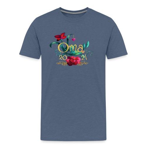 Oma 2021 - Männer Premium T-Shirt