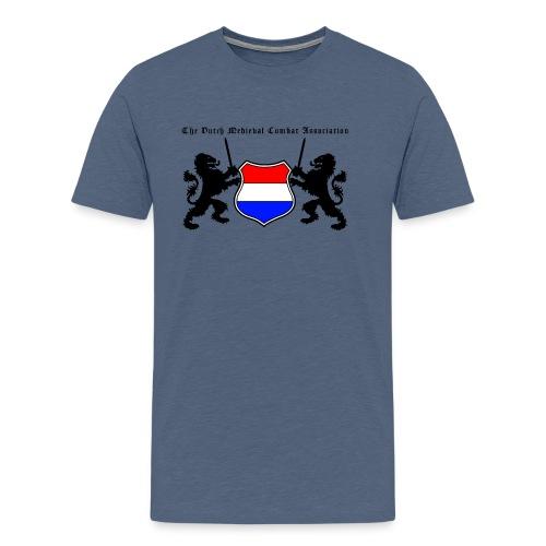 Dutch team coat of arms - Mannen Premium T-shirt