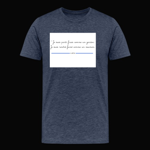 motif 7 jpg - T-shirt Premium Homme