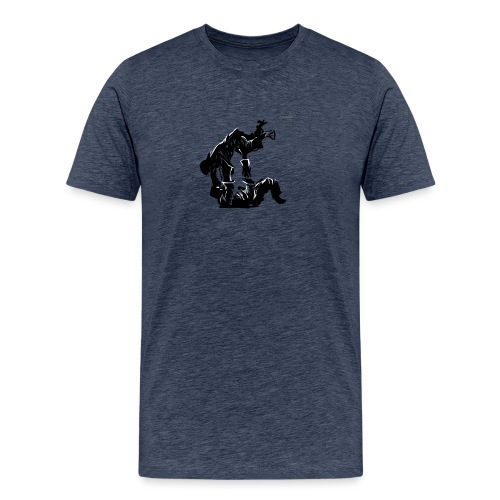 Jutsu v2 - Mannen Premium T-shirt
