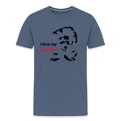 mypoodle f - Männer Premium T-Shirt
