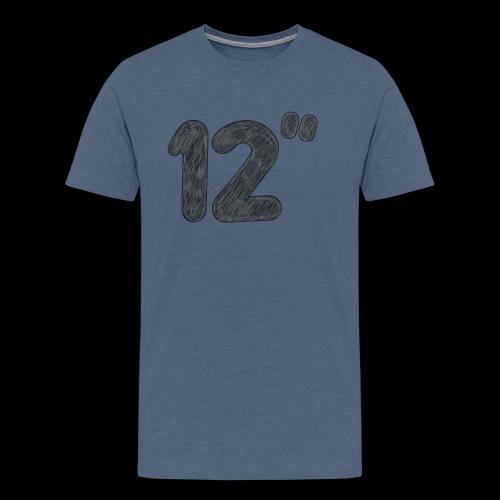 12'' - Men's Premium T-Shirt