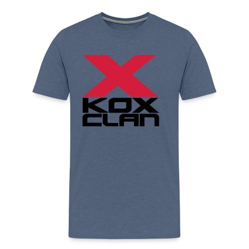 KoX WoT Clan Logo - Männer Premium T-Shirt