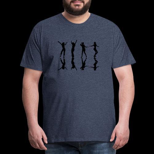Dancing - Männer Premium T-Shirt