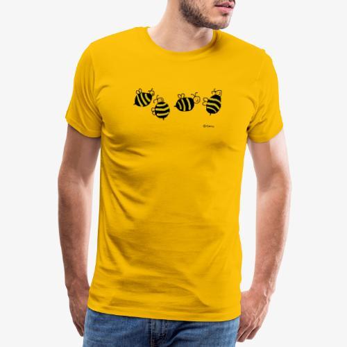 Ampparit - Miesten premium t-paita