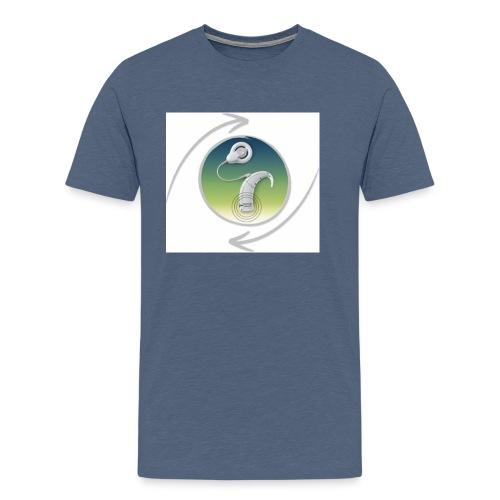 button ci - Männer Premium T-Shirt