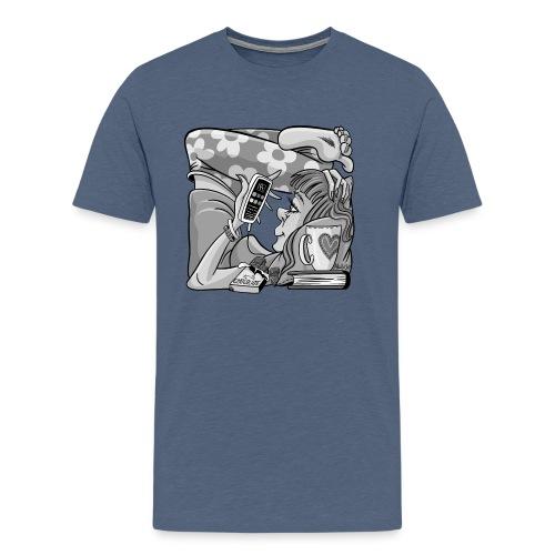 Student Girl Box Housing. T-shirts, Hoodies, Gifts - Miesten premium t-paita