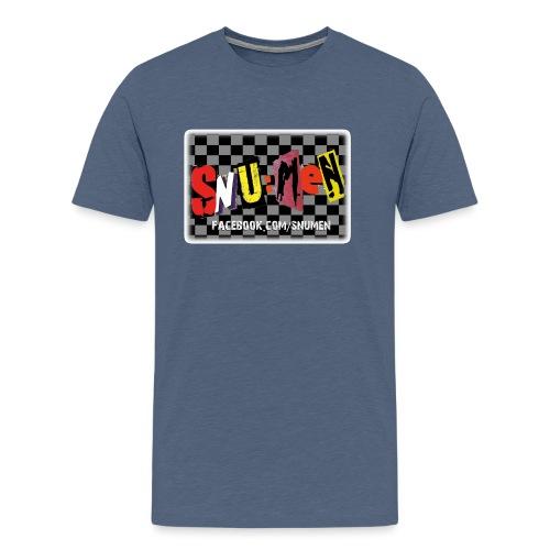 aufkleberfadeout - Männer Premium T-Shirt