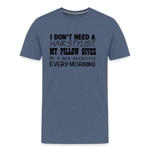 hairstylist - Mannen Premium T-shirt
