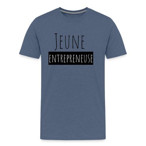 Jeune Entrepreneuse - T-shirt Premium Homme