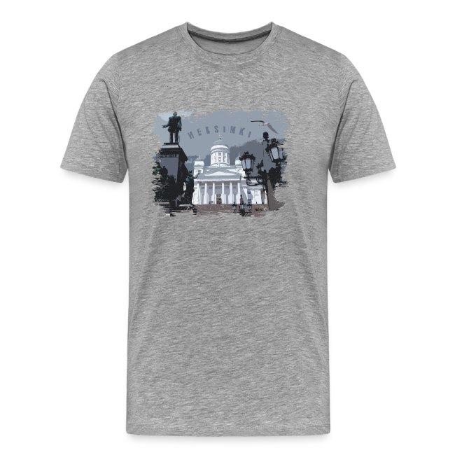 Helsinki tuomiokirkko T-paidat, hupparit, tuotteet