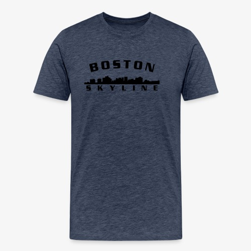 Boston - T-shirt Premium Homme