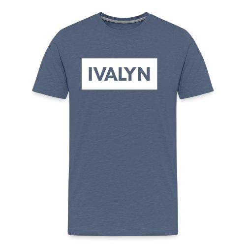 IVALYN2 png - Men's Premium T-Shirt