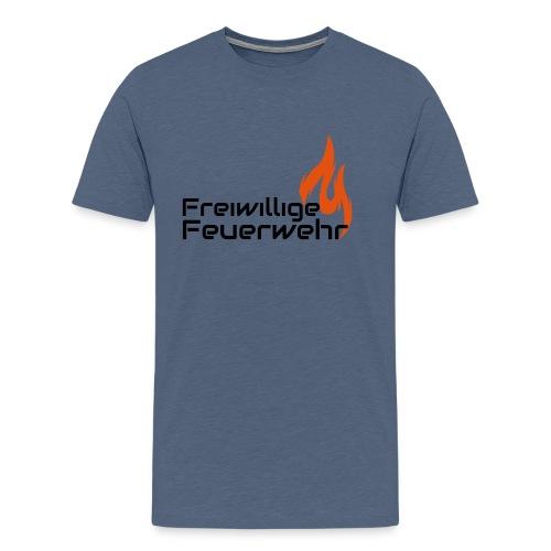 Freiwillige Feuerwehr - Männer Premium T-Shirt