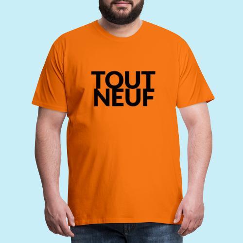 toute neuf - T-shirt Premium Homme