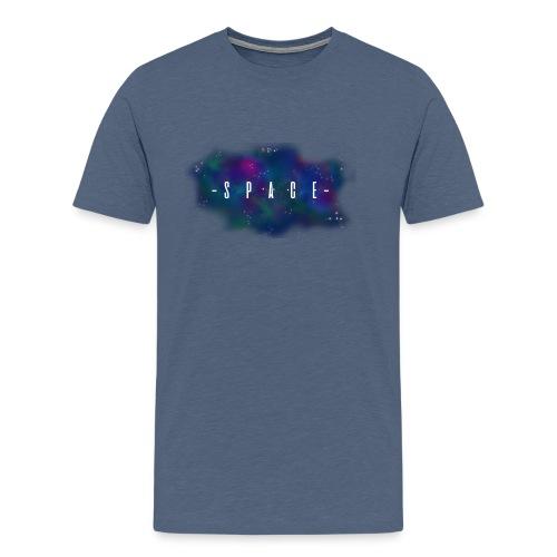 Space 2 - T-shirt Premium Homme