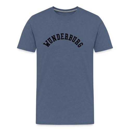 Wunderburg - Männer Premium T-Shirt