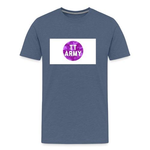 Telman - Mannen Premium T-shirt