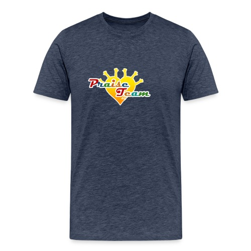 praiseteam - Mannen Premium T-shirt